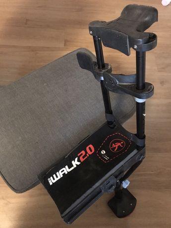Ortezo-proteza iWalk 2.0 alternatywa dla kul łokciowych