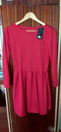 Нове жіноче червона плаття.