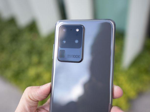 Samsung Galaxy s20 ultra 5G KTW