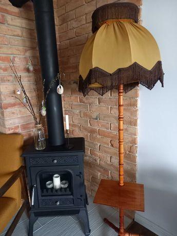 Lampa stojaca prl vintage