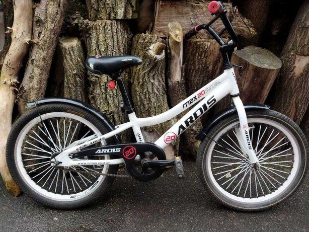 """Велосипед детский алюминиевый, колёса 20"""" , без передач (на 5-9 лет)."""