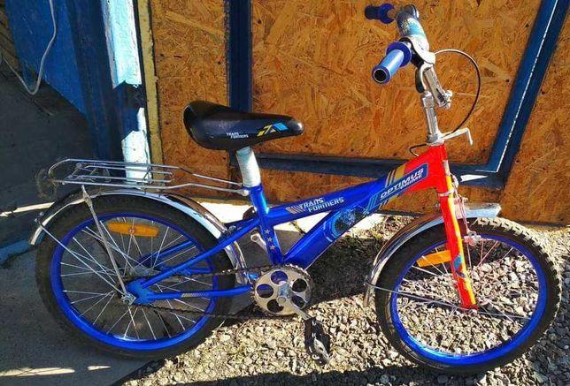 Продам детский велосипед 18 дюймов
