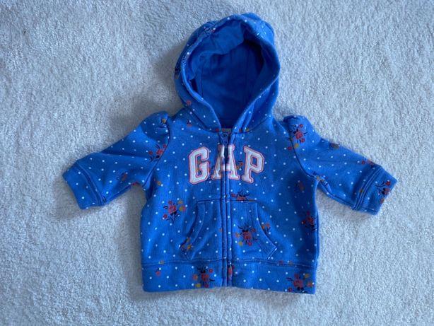Bluza GAP 0-3 miesiące stan bdb