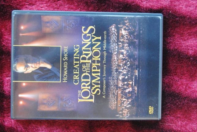 Creating The Lord Of The Rings Symphony 2004 DVD