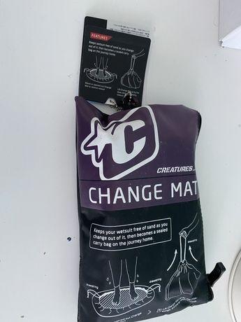 Mudador de fatos de surf novo com etiqueta