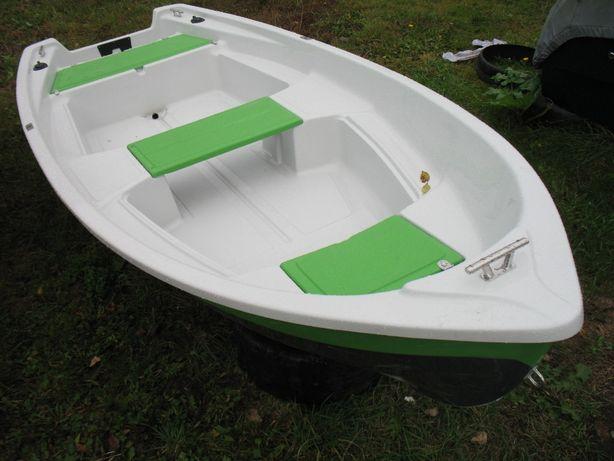 Łódka wędkarska Necko 380 . Certyfikowana PRS