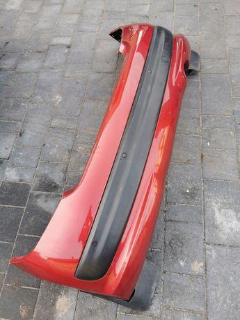 Zderzak tył tylny Peugeot 207 cc cabrio kod khsd pdc czujniki