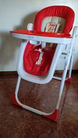Cadeira refeição bebé/ criança como nova
