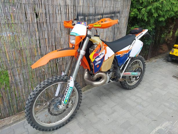 Ktm exc 300   2004