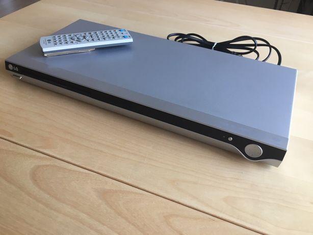 Leitor DVD LG DVX286 c/comando