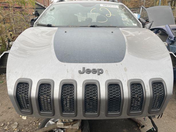 Капот, двери Jeep cherokee trailhawk