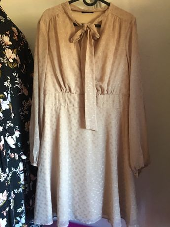 Sukienka L orsay delikatna, okazjonalna