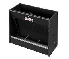 autokarmnik potrójny karmnik zasypowy dla prosiąt z płyty PE
