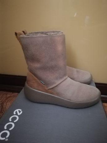 Зимние сапоги Ecco