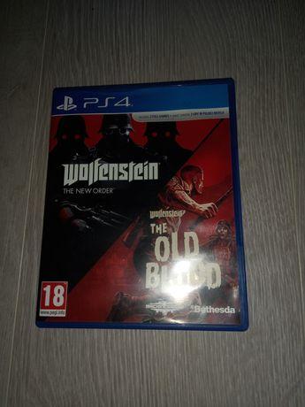 PS4 wolfenstein i The Old Blood