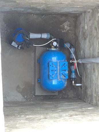 Бурение скважин на воду в Полтаве и Полтавской обл/ Буріння свердловин