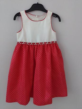 American Princess sukienka wizytowa , 3-4 lata NOWA