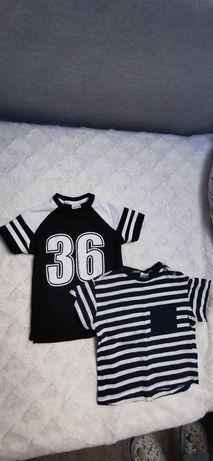 Nowe koszulki H&M