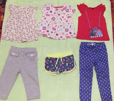 Продам одежду на девочку возраст от 2до3лет