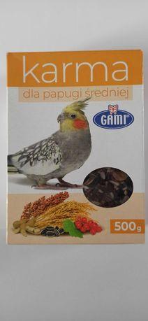 GAMI karma dla papugi średniej 500g