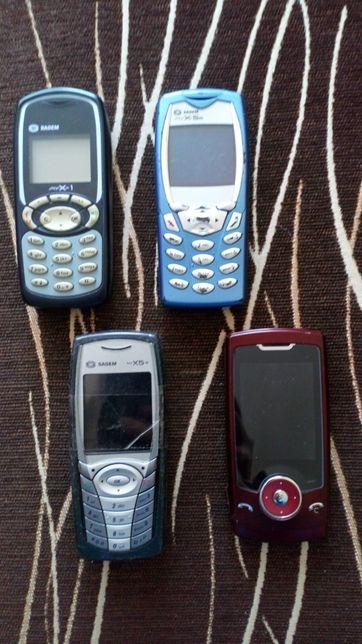 Telefony na części