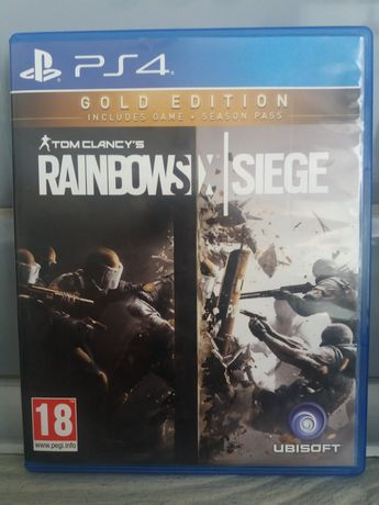 Raibow six siege ps4