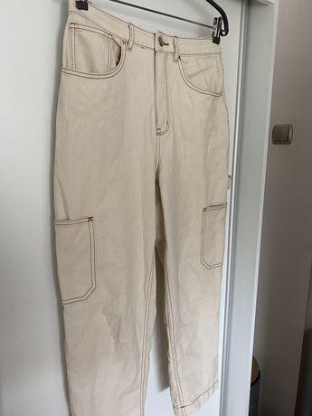 Spodnie z diagonalu HM
