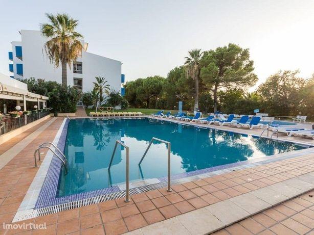 T1+1 em condomínio com piscina - Vilamoura