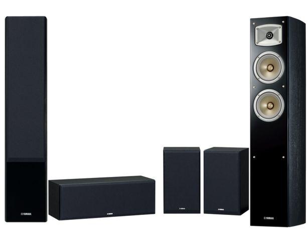 Zestaw kolumn 5.0 Yamaha NS-F330 kino domowe, głośniki