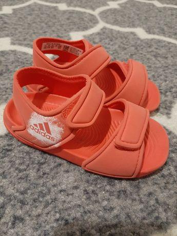 Sandałki dziewczęce adidas