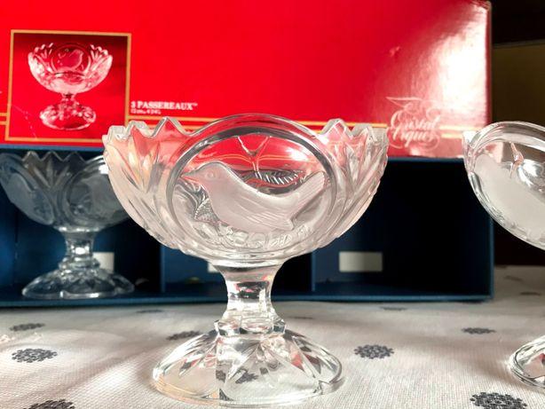 Cristal d'Arques - 3 passereaux