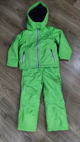 Лыжный термо комплект: куртка, полукомбинезон  Impidimpi как reima