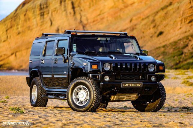 Hummer H2 6.0 SC Luxury 6L.