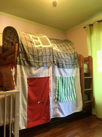 beliche de duas camas
