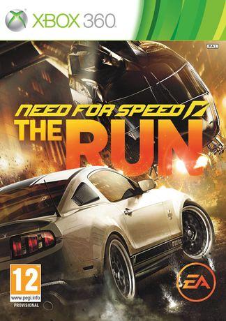Gra Need For Speed THE RUN X360