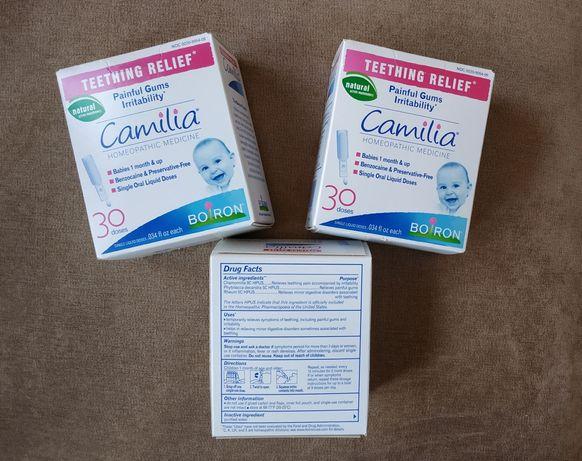 Камилия Камелия Camilia при прорезывании зубов