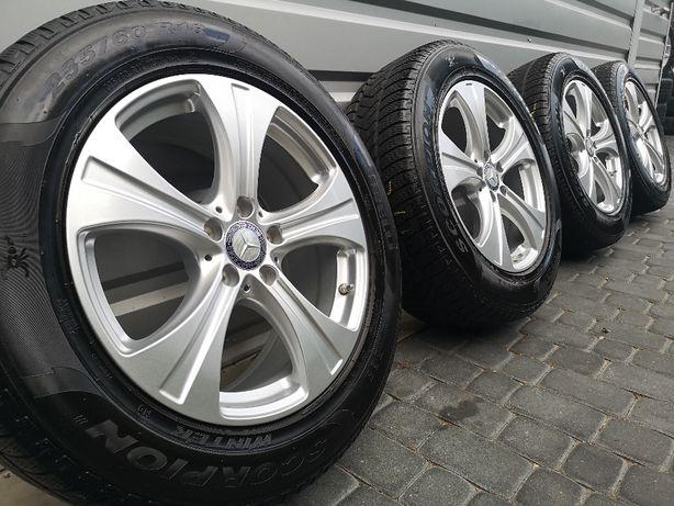 "Oryginalne Felgi Koła Mercedes 18"" GLC X253"