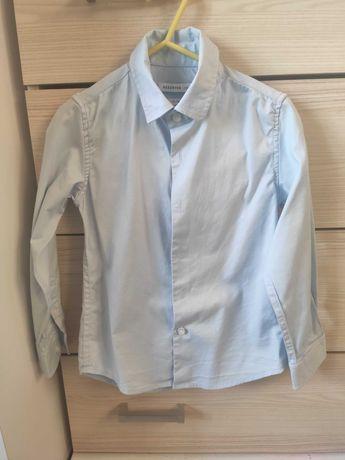 Koszula slim fit Reserved rozmiar 116 Stan IDEALNY