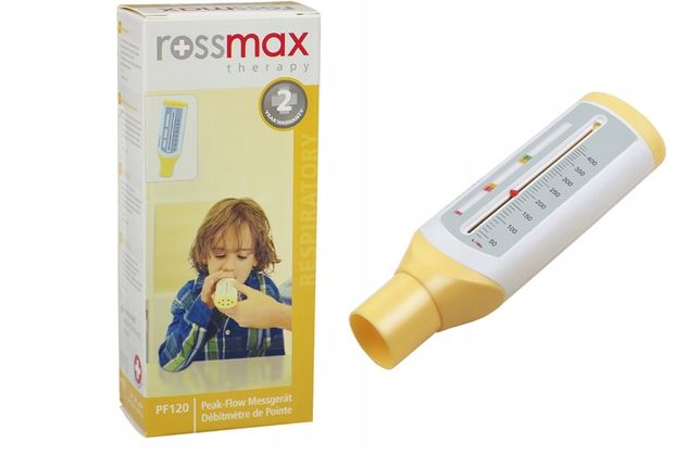 Пикфлоуметр ROSSMAX PF 120