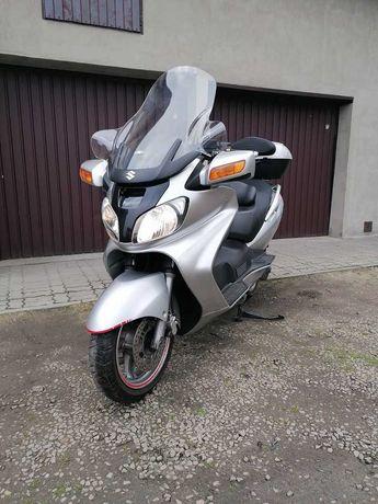 Suzuki Burgman 650 KRAJOWY