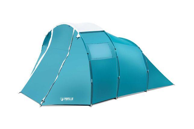 Палатка Family Dome 4 Bestway 68092 туристическая четырехместная
