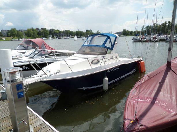 łódz motorowa ultramar shaft 730