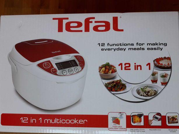 Multicooker  TEFAL nowy
