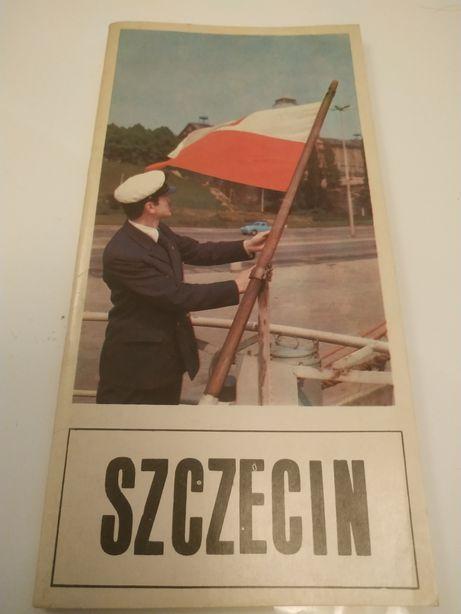 Przewodnik po Szczecinie z okresu PRL
