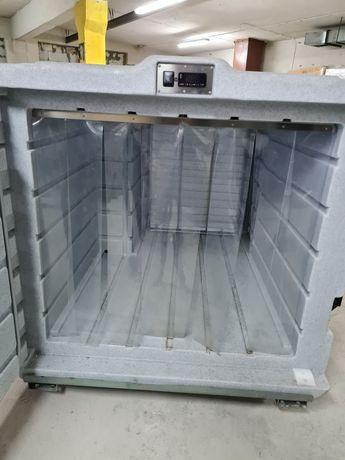 Chłodnia skrzynia chłodnicza mobilna 12v/230v, temp -21 - +30
