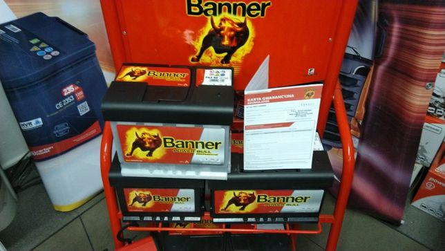 Akumulator Banner Power Bull PRO12V 63Ah 620A D15 CA640 Mocny Austria