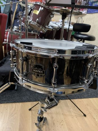 Mapex Armory Tomahawk Snare!!!