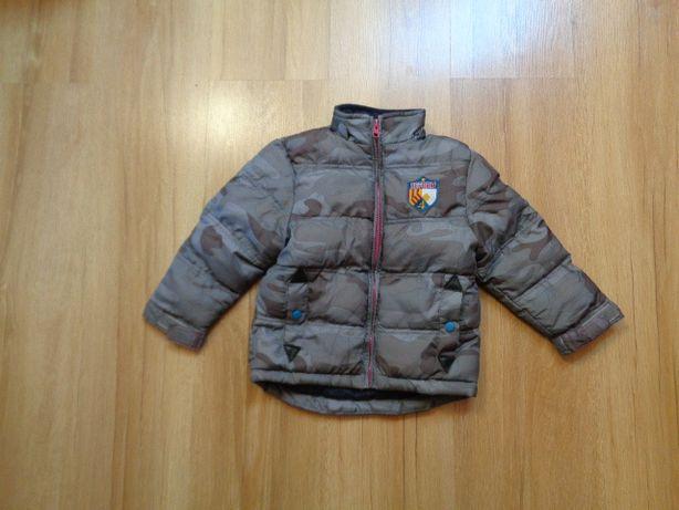 kurtka dla chłopca r.92