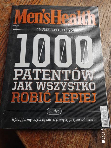 Mens Health numer specjalny 1000 sposób patentów jak wszystko ...