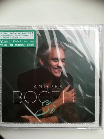 Płyta CD Andrea Boccelli-Si